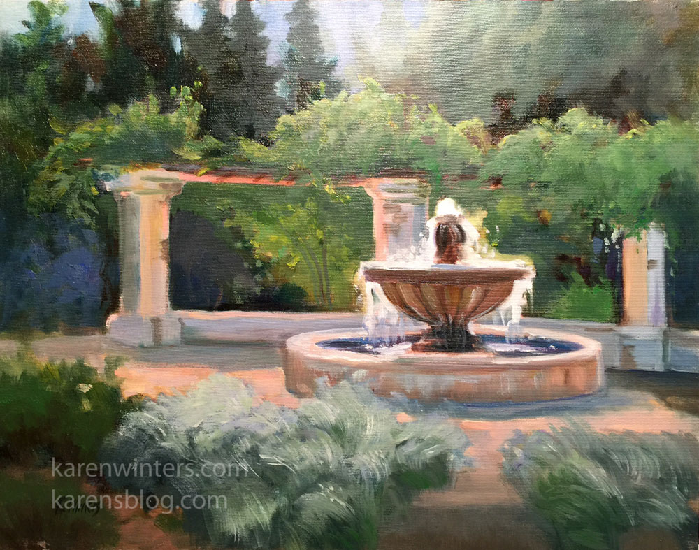 Pasadena Art Gallery Of California Landscape Paintings And