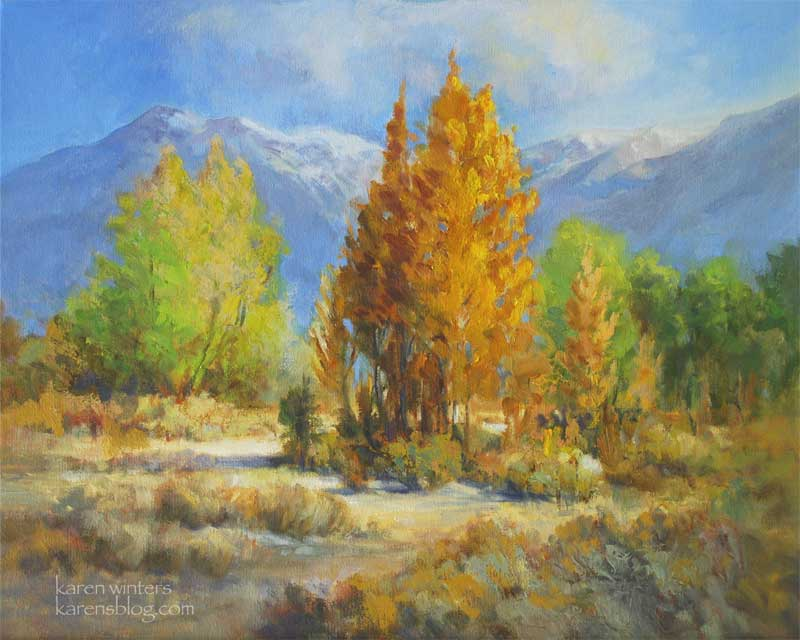 Sierra Nevada Paintings High Sierra Paintings Sierra