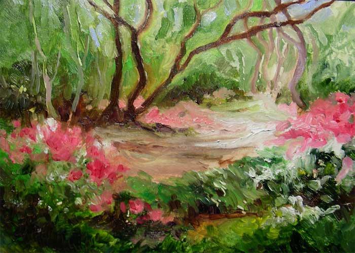 Descanso Azalea Garden