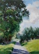 walk in the oaks