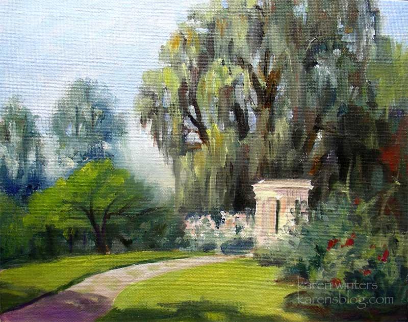 Garden of Love Huntington Gardens