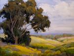 Gaviota Springtime oil painting - California Art Club Gold Medal Show 2011