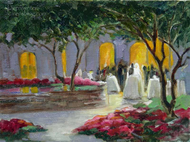 Wedding Paintings - live event painter, live event paintings in Los Angeles, California