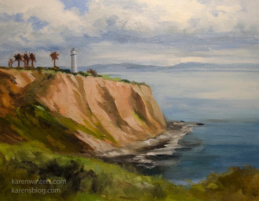 Karen Winters California Seascapes Marine And Plein Air