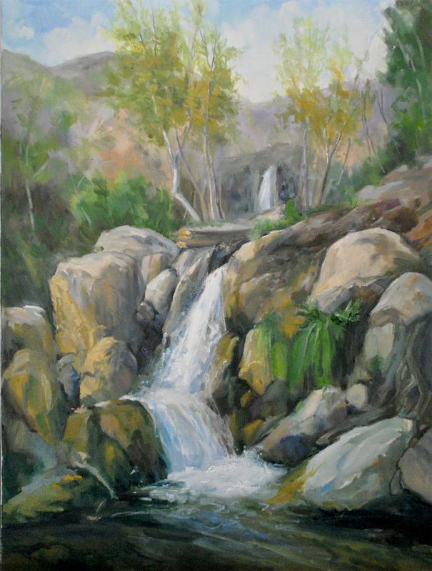 Malibu Paintings Oil And Watercolor Paintings Of Malibu