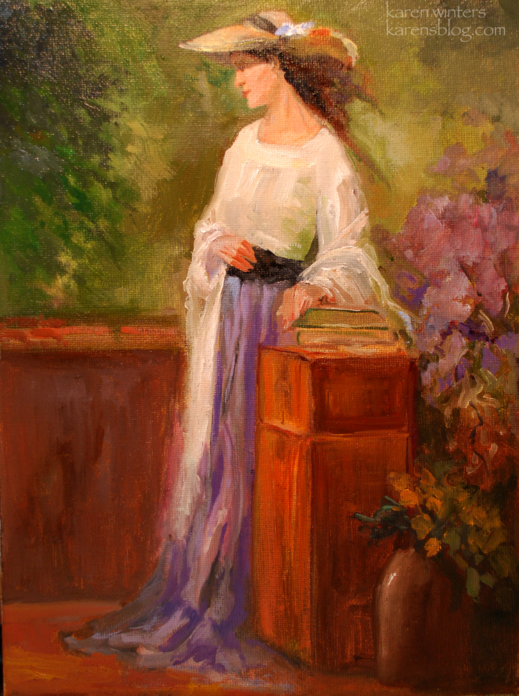 portrait lady H enry james's great, humane masterpiece, the portrait of a lady (1881), the story of a young, spirited american woman affronting her destiny, is many readers.